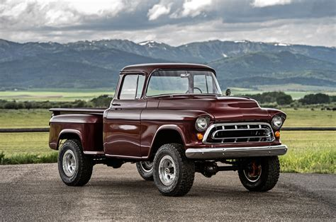 The Legacy Classic Trucks 1957 Napco