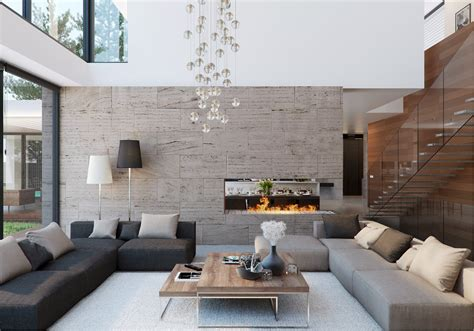 House To Home Interior Design : Modern House Interior Design Ideas With Elegant Indoor