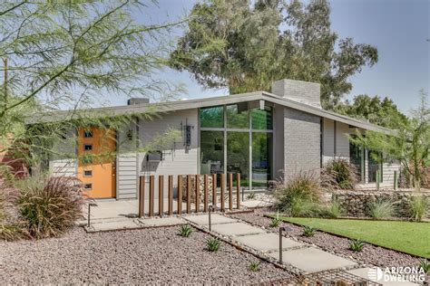Examples Of Mid Century Modern Homes — Modern House Plan