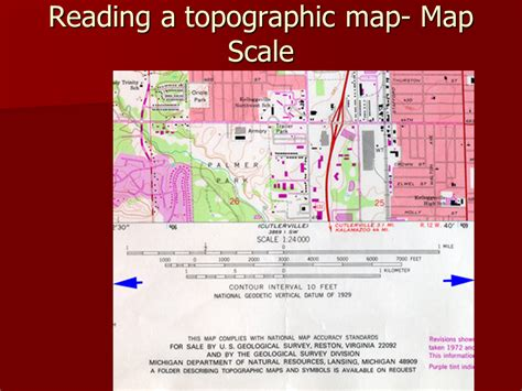 Reading A Topographic Map Depression Contours Sliderbase