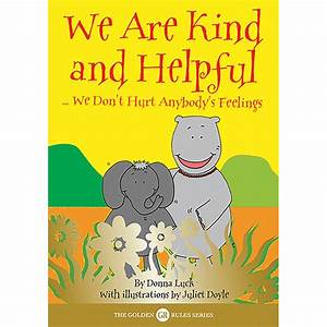 Golden Rules Animal Stories: We Are Kind And Helpful ...