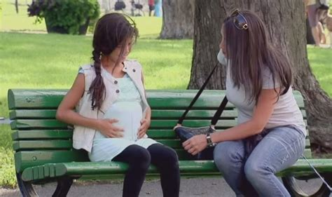 Zodiac Boat Pregnant by She Could Barely Believe This Little Girl Was Pregnant But