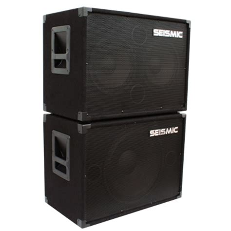 new 1x15 2x10 bass guitar speaker cabinets 115 210 ebay