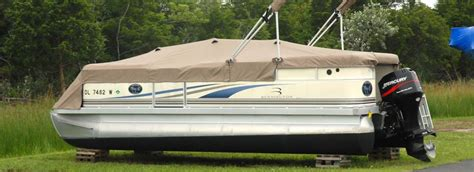 Used Pontoons Mn by Used Boats Pre Owned Pontoons Motors Roseville Mn