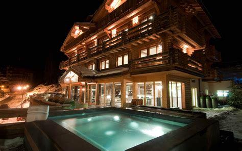 luxury ski chalet the lodge verbier switzerland switzerland firefly collection