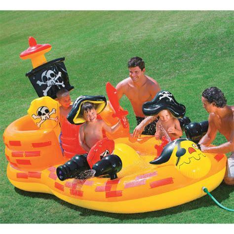 aire de jeux gonflable bateau oogarden