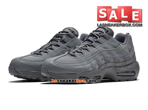 nike air max 95 essential chaussures de sports nike pas cher pour homme 749766 012