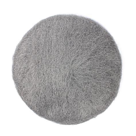 17 inch jumbo steel wool floor pads 12 per