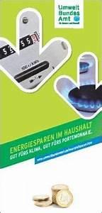 Energiesparen Im Haushalt : publikation energiesparen im haushalt gut f rs klima gut f rs portemonnaie umweltbundesamt ~ Markanthonyermac.com Haus und Dekorationen