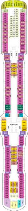 royal caribbean anthem of the seas cruise ship deck plans on cruise critic