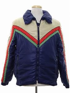 Vintage White Stag Action Sports 80's Jacket: 80s -White ...