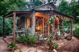 Gartenhaus Shabby Chic : jenny 39 s garden shed shabby chic style gartenhaus austin von living vintage ~ Markanthonyermac.com Haus und Dekorationen