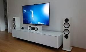 Fernseher Verstecken Möbel : heimkino brick fernsehl sung mit sony kdl 55w955b ~ Markanthonyermac.com Haus und Dekorationen