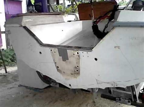 Boat Stern Repair by Boat Transom Repair Made Easy Diy Youtube 7 Boat