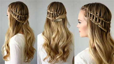 Ladder Braid Easy To Do Braid Hairstyle How To Do Ladder Ladder Braid Tutorial 25 Gorgeous Inverted A Line Haircut Pictures Hairstyles Long On Top Short Sides Pretty With Curling Iron Hair Highlights New Ways To Style For School Back Makeupwearables All Up Hairstyle Tutorials Thin