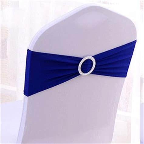 ceinture de chaise lycra par un jour sp 233 cial accessoires d 233 corations de mariage