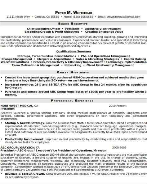 Resume Sample 8  Senior Executive Resume  Career Resumes. Umd Resume Workshop. Sample Of Resume For Banking Job. Java Resume. Help Me Write A Resume. Free Sample Resume. Senior Net Developer Resume Sample. How To Mention Strength And Weakness In Resume. Resume Template Design Free