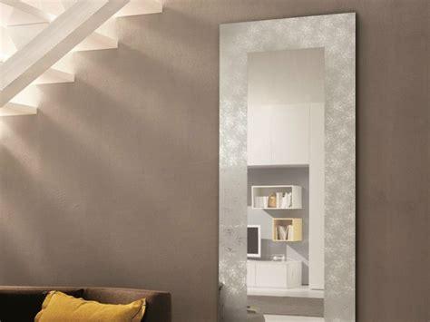 miroir rectangulaire mural pour d entr 233 e by riflessi design riflessi