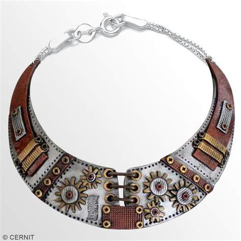 tuto bijou fabriquer un collier steunk avec la p 226 te 224 modeler cernit id 233 es et conseils