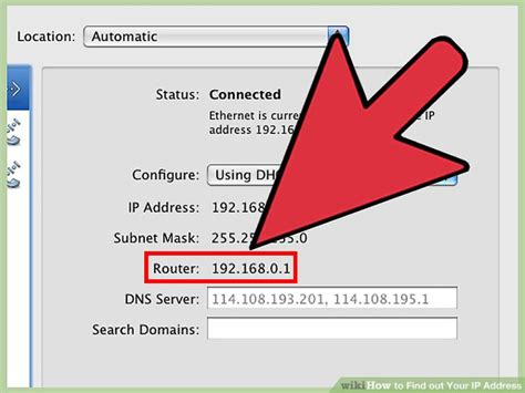 How To Find Out Your Ip Address Wikihow