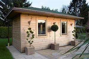 Sauna Im Garten : die sauna im eigenen garten gartenhaus aufbau ~ Markanthonyermac.com Haus und Dekorationen