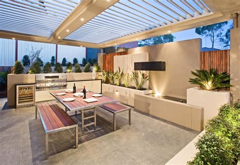 Outdoor Entertaining Area Project Cos Design House