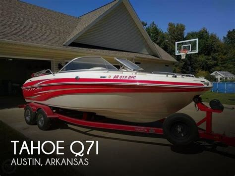 Tahoe Boats Austin by Canceled Tahoe Q7i Boat In Austin Ar 116125