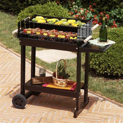 quel barbecue choisir entre barbecue 233 lectrique 224 gaz ou au charbon astuces bricolage