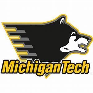 Michigan Tech Logo | Michigan Tech Huskies Logo Fathead ...