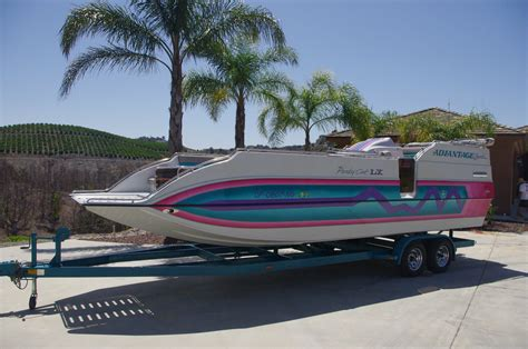 Party Cat Boat advantage party cat lx 26 deck boat 1992 for sale for