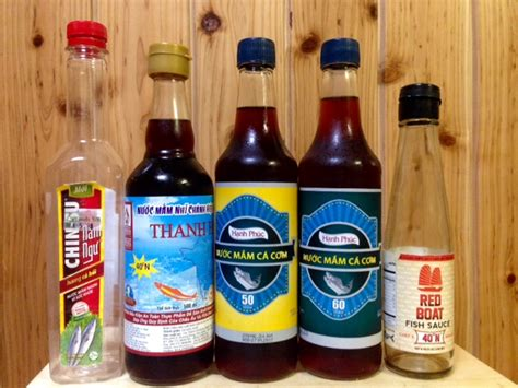 Red Boat Fish Sauce Vietnam by Furochan Eats A Guide To Buying Fish Sauce In Vietnam
