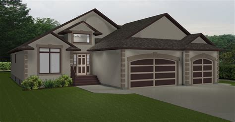 3 Bedroom Craftsman Style House Plans Design — HOUSE STYLE