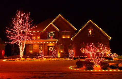 Holiday Lighting  Absolute Precision Landscape & Supply