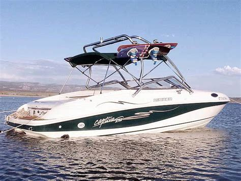 Wake Boat With Cabin by Rinker Wakeboard Towers Aftermarket Accessories