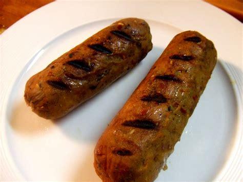 Extreme Vegan Makeover Glutenfree Spicy Italian Sausages