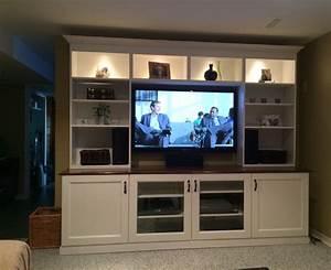 Ikea Hack Besta : white ikea besta entertainment center with recessed lighting and shelves also cabinet decofurnish ~ Markanthonyermac.com Haus und Dekorationen