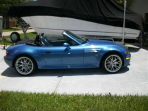 Sell Used 99 Bmw Z3 (m) Roadster Fat Wheels And Tires