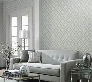 Moderne Tapeten Wohnzimmer : tapete modern elegant wohnzimmer ~ Markanthonyermac.com Haus und Dekorationen