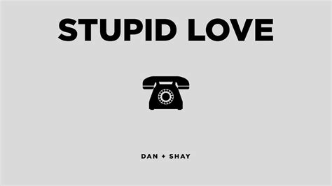 Stupid Love (official Audio)