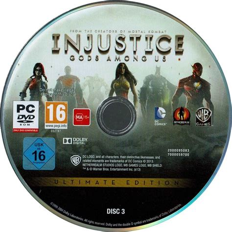 injustice gods among us cover injustice gods among us ultimate edition 2013