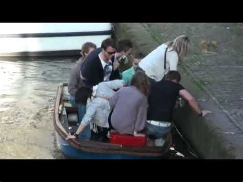 Drunk On A Boat by Drunk Girls Fall Off Boat Youtube