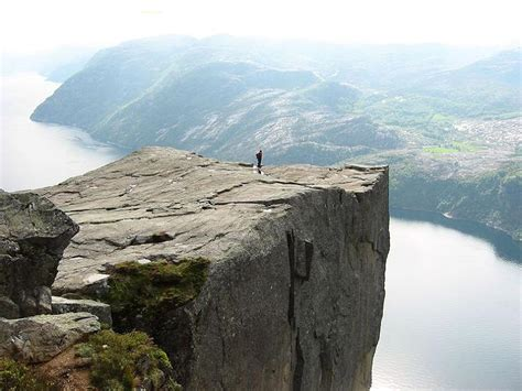 The Stunning Cliffs Of Norway «twistedsifter