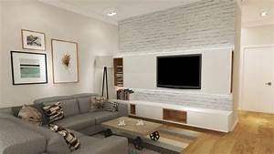 Indirekte Beleuchtung Fernseher : fernseher an wand montieren die eleganteste variante ~ Markanthonyermac.com Haus und Dekorationen
