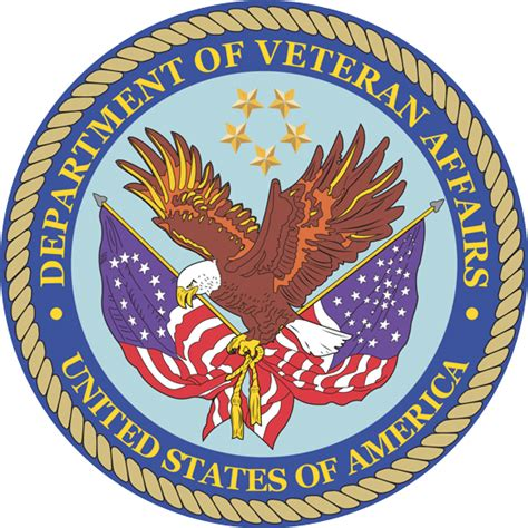 united states department of veterans affairs logo vectors like