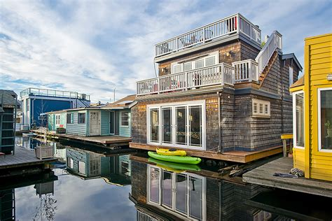 Private Boat Tours In Seattle by Seattle Afloat Seattle Houseboats Floating Homes Live