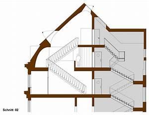 Grundriss Schnitt Ansicht : grundriss schnitt ansicht architekturzeichnungen richtig lesen ~ Markanthonyermac.com Haus und Dekorationen