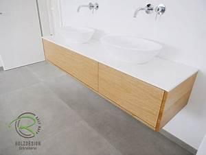 Waschtischplatte Mit Schublade : bad unterschrank schubladen ~ Markanthonyermac.com Haus und Dekorationen