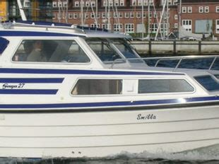 Motorboot Charter Schlei by Flensburg Schleswig Motorbootcharter