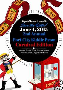 The 2nd Annual Port City Kiddy Prom with Alice Jenkins
