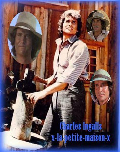 michael landon alias charles ingalls la maison dans la prairie
